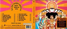 jimi hendrix rotily cd collector/axis bold as love 2010