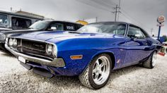1970 Dodge Challenger R/T  Check for our daily update at https://www.facebook.com/TheMoparMusclePower/