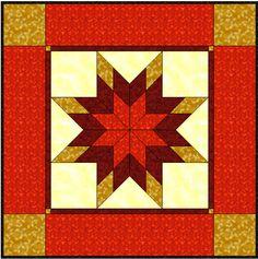 44 Mejores Imágenes De Estrella 8 Puntas Cushions Patchwork