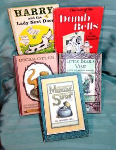 Vintage Childrens Easy to Read Books by AmericanVintageAve on Etsy