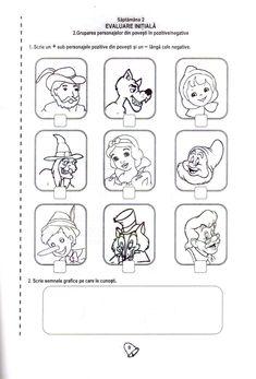Fise de lucru Kindergarten Worksheets, Worksheets For Kids, School Lessons, Coloring Pages, Crafts For Kids, Teacher, Bullet Journal, Education, Gabriel