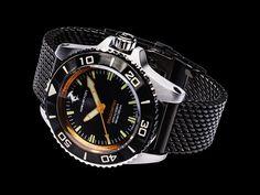 when times get tough #dragonfish #diverwatch #kryptonwatch