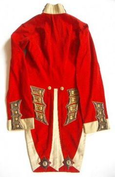 8th Bengal Native Infantry, East India Company Georgian Officer's Coatee circa 1830