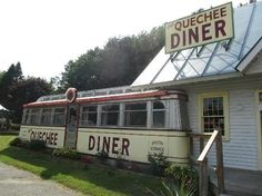 Quechee Diner, Vermont