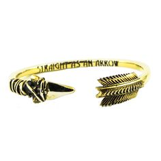 Han Cholo - KRMA - Gold Arrow Bangle - Browse the collection at krma.com today! #hancholo #krma #hellokrma #spring #fashion #springfashion #summer #2013 #new #trend #trendsetter #fashionista #musthave #loveit #love #needit #jewelry #jotd #potd #designer #gold #silver #diamonds #necklace #bracelet #ring #earrings #armswag #armparty #armcandy #wishlist #womensjewelry #mensjewelry #unisex