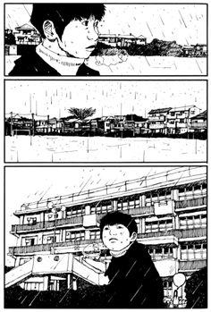 Dedicated to all things Taiyo Matsumoto; one of the most talented manga visionaries working today....