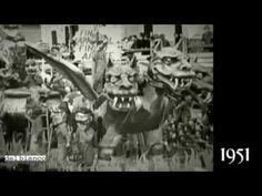 Il Carnevale di Fano - Origini, storia, mito. - YouTube