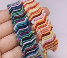 Homemade Bracelets, Diy Bracelets Easy, Summer Bracelets, Bracelet Crafts, Cute Bracelets, Ankle Bracelets, Diy Bracelets With String, Floss Bracelets, Diy Friendship Bracelets Patterns