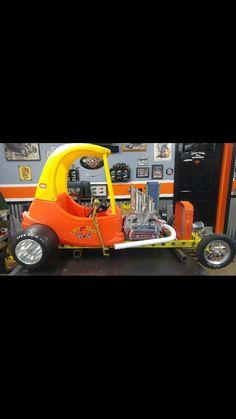 Crazy creations Kids Wagon, Toy Wagon, Pedal Tractor, Pedal Cars, Radio Flyer Wagons, Custom Golf Carts, Diy Go Kart, Drift Trike, Power Wheels