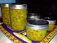 Roasted Green Tomato Salsa (for Canning). I don't know how many of you label-read your store-bought Salsa Verde, but most use a green tomato base, not tomatillo. Faced with a rapidly dwindling Alaskan summer, and a LOT of green maters, I decided to make/can a green tomato & 3 chile salsa (jalapeño, padròn, and New Mexican Joe Parker peppers), which tastes a LOT like Salsa Verde! Yum!