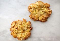 Almond Orange Florentines Recipe