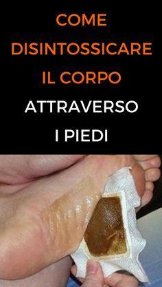 #disintossicare #piedi #cerottifaidate #rimedinaturali #animanaturale