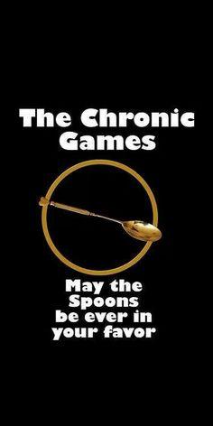 Oh yeah. Chonic illness. Fibromyalgia.