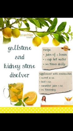 Gallbladder- may have to give this a try.