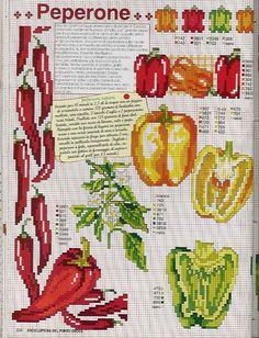 Gallery.ru / Фото #110 - EnciclopEdia Italiana Frutas e verduras - natalytretyak