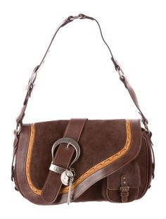 Dior Gaucho Shoulder Bag · GauchoWomen's HandbagsChristian ...