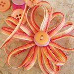 19 ways to make ribbon flowers