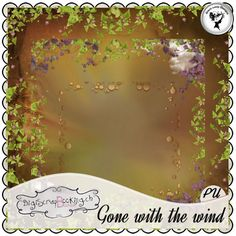 Gone with the wind - Overlays by Black Lady Designs