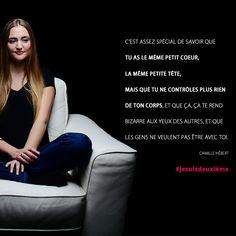 Camille Hébert  www.jesuisdeuxieme.com I Want You