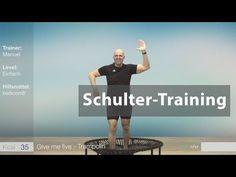 Übungen für die Schulter – 5 Minuten mit Manuel von purlife | bellicon Deutschland - YouTube