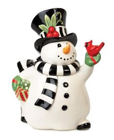 Fitz and Floyd Snowman Cookie Jar Frosty's Frolic Serveware by Fitz and Floyd, http://www.amazon.com/dp/B0042YWAXK/ref=cm_sw_r_pi_dp_MqR3rb04ZXT6X
