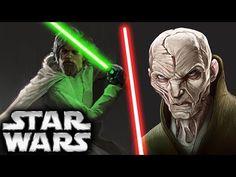 Cómo LUKE y SNOKE Se CONOCIERON Después del Retorno del Jedi POR FIN REVELADO - Star Wars Explicado (Lord Tuckerpez)