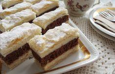 Baking Recipes, Cake Recipes, Dessert Recipes, Kolaci I Torte, Croatian Recipes, Cake Cookies, No Bake Cake, Amazing Cakes, Cookie Dough