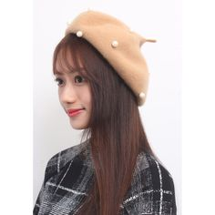 Stand out from the crowd and make them believe that you are special Peal Embellished ... Check what we have for you !  http://ladieswishlist.com/products/peal-embellished-wool-beret?utm_campaign=social_autopilot&utm_source=pin&utm_medium=pin