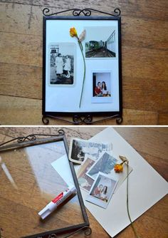 Polaroid Frame   27 Easy DIY Projects for Teens Who Love to Craft