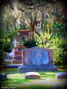 Bonadventure Cemetery in Savannah