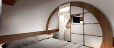 BeauEr 3X camper trailer interior