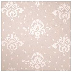 Patterned Paint Roller in Petite Damask Design por NotWallpaper, $19,00