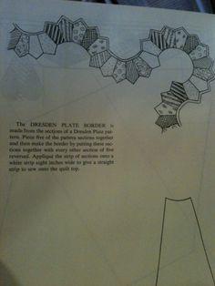 quilt border design idea