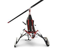 Fliege - Supergiro, gyrocopter, Daniel Kocyba