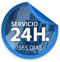 Reparación averías de fontanería 24 horas