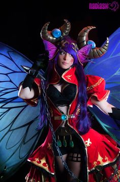 Elza from Brave Frontier cosplay by NadiaSK
