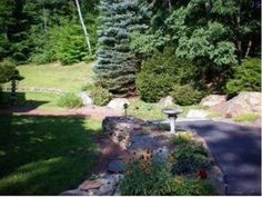 Sited to take in the beautiful sunsets and views of Vermont ski areas, you'll also find this home to be quite private.