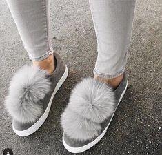 Najlepsze obrazy na tablicy fur shoes (33) | Buty, Moda i