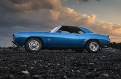 Awesome Camaro. by Miikka Antrell on 500px