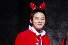 Kim Junsu in Musical 'December' 131224