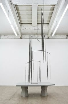 Martin Boyce: 'All Over / Again / and Again', The Modern Institute, Glasgow, 2013