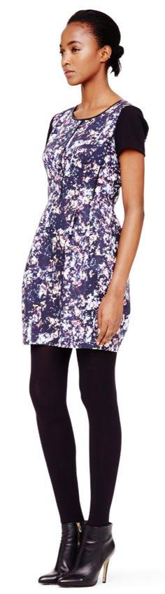 Shayla Printed Dress
