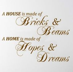 Home Quotes!