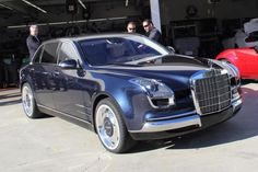 """""""Mercedes Royal 600"""" with a Look of its Own!"""