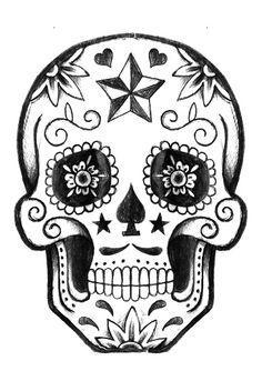 #Sugar Skull Tattoos To Love