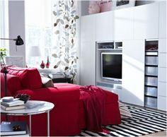 IKEA BESTA: BESTA'lar oturma odanız için pratik önerilerle geliyor!