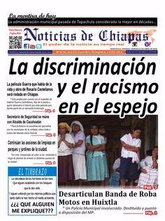 #HoyEnPortada La discriminación y el racismo en el espejo. No te pierdas nuestra ediciónMedia preview