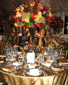 Fall wedding tablescapes  Different colors...  Jen Antoniou Jen Antoniou Weddings www.jenantoniouweddings.com events@jenantoniou.com 707-992-5872 (text or call anytime)