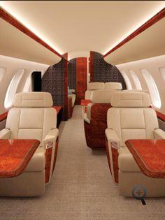 Bombardier Global 8000 - Jet Privado | Características y Precio