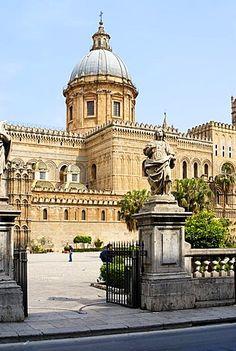 Catedral María Santísima Asunta Palermo Sicilia Italia